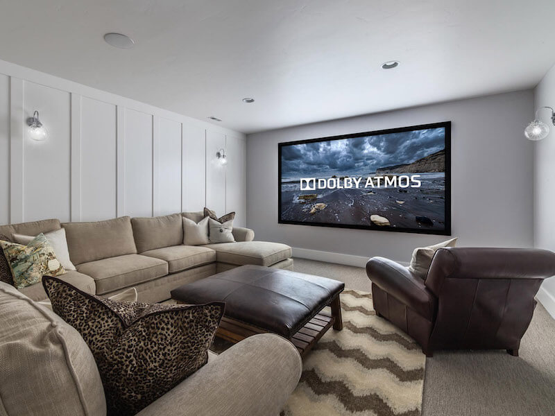TV Mounting and Home Theater Installation 5